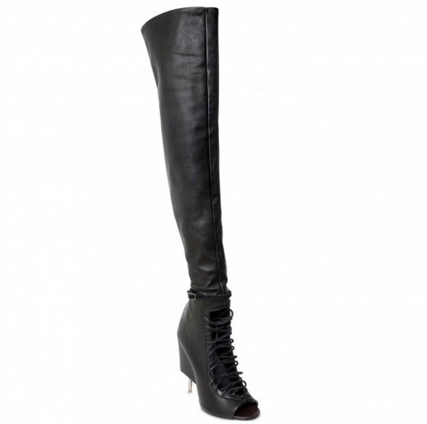 Nunka Stretch Nappa Boots ($3625)