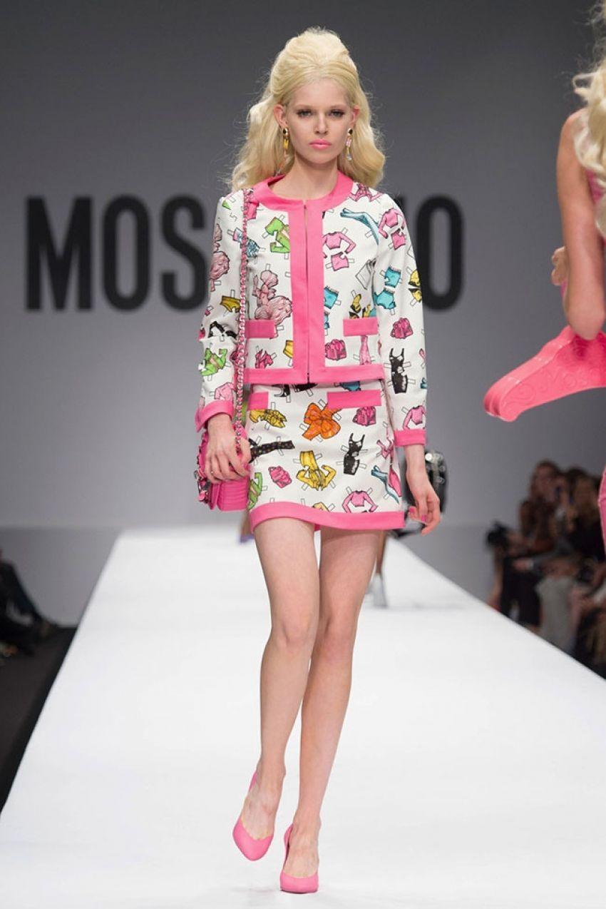 Moschino Spring 2015