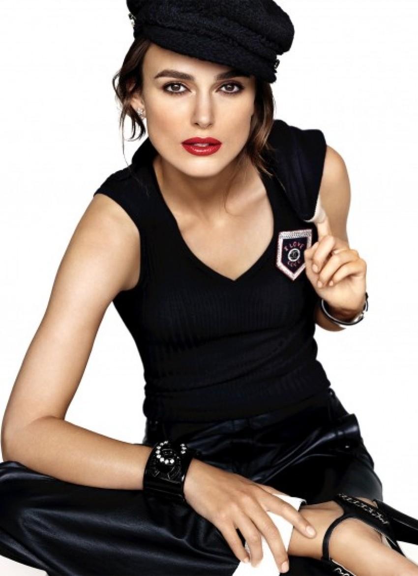 Keira Knightley za Chanel
