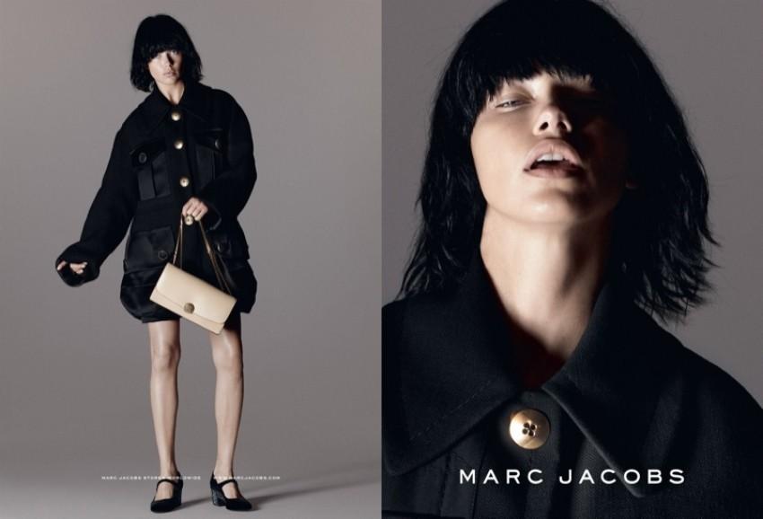 Adriana Lima za Marc Jacobs proljeće/ljeto 2015 kampanju