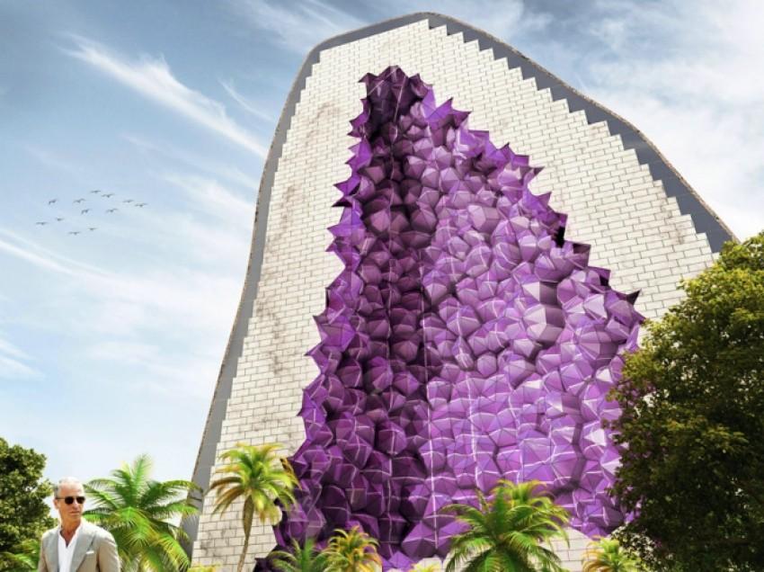 Hoće li hotel u obliku Ametista biti najljepši na svijetu?