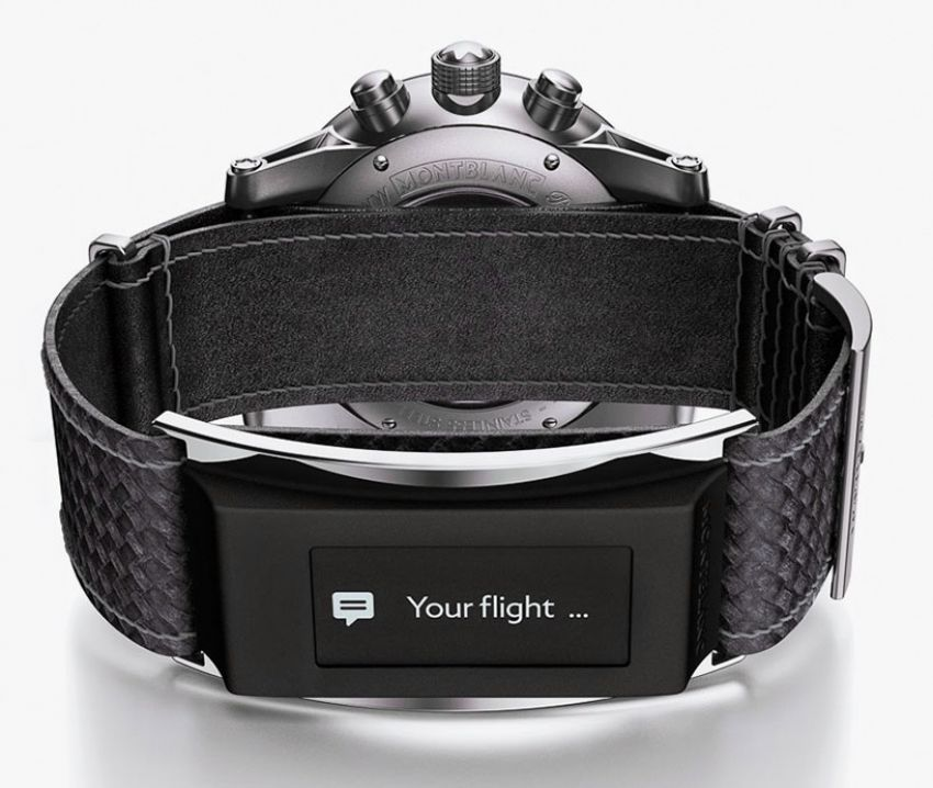 """The Timewalker Urban Speed E-Strap"""