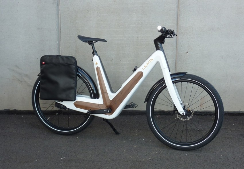 """Solar Electric Bike"","