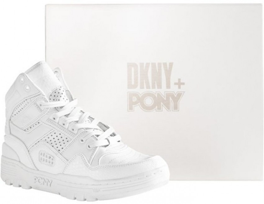 Urbana bjelina: Želimo nove DKNY x Pony tenisice!
