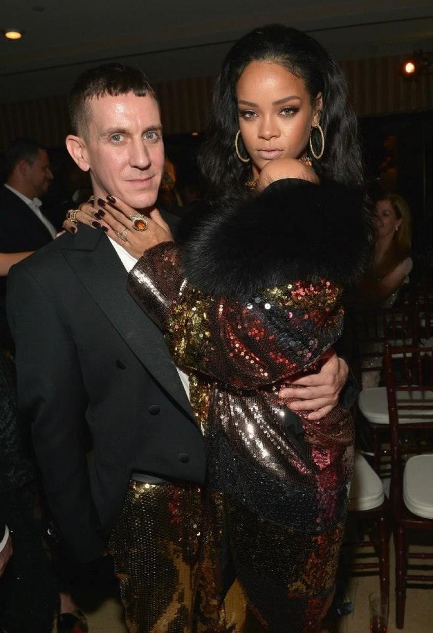 Jeremy Scott i Rihanna