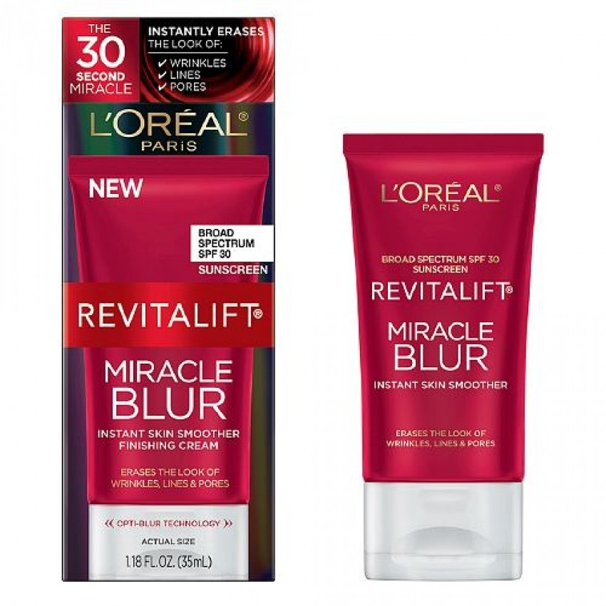 L'Oréal Paris Revitalift Miracle Blur Instant Skin Smoother Finishing Cream