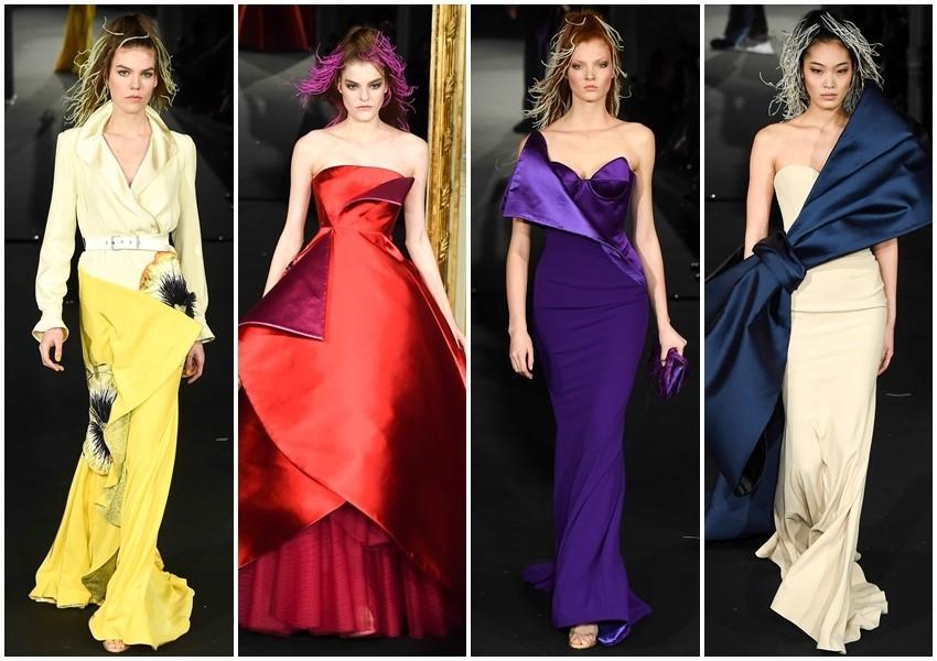 Haute couture 2015: Pogledajte kolekcije Giambattiste Vallija, Alexisa Mabillea, Chanela i Bouchre Jarrar