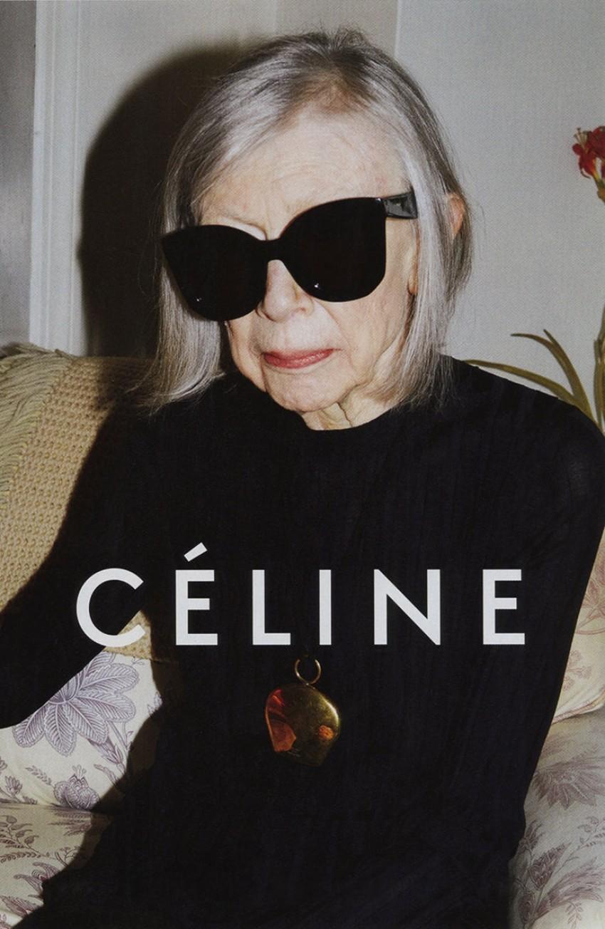 Joan Didion je zvijezda nove kampanje modne kuće Celine