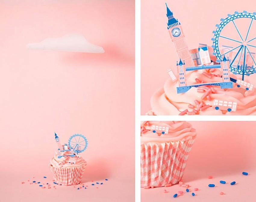 Pariz na cupcakeu