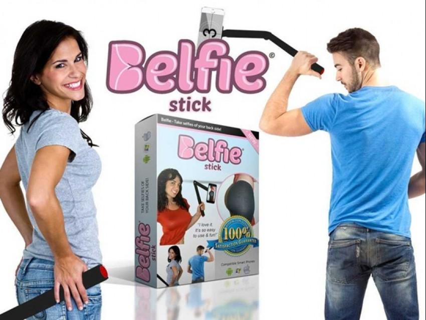 Savršeno uslikajte guzu s Belfie stickom
