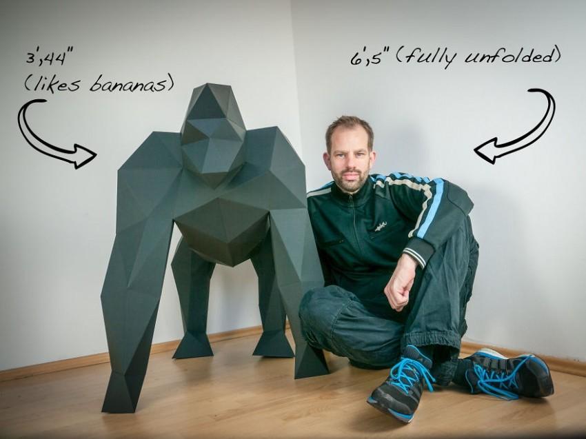 Kreator i gorila