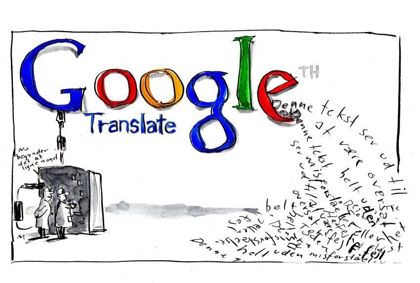 Izvrsne vijesti: Google je popravio svoj translator!