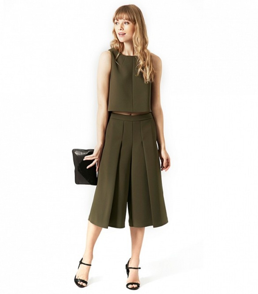 Topshop Top and Culottes Set ($173)