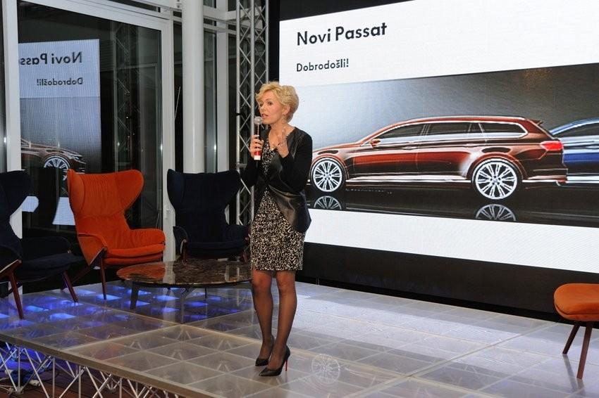 Promocija novog Volkswagen Passata u Hrvatskoj