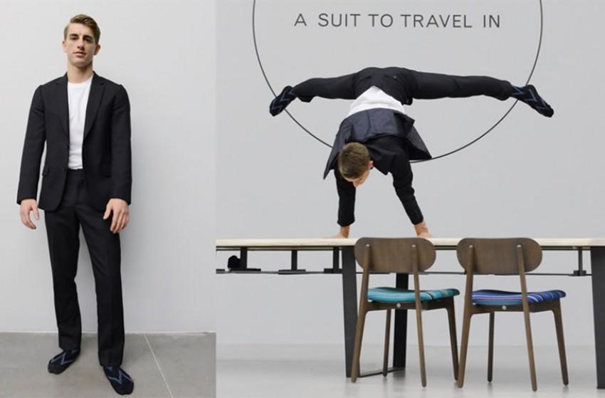 Vrhunski poslovni pothvat: Paul Smith izmislio odijelo koje se ne gužva