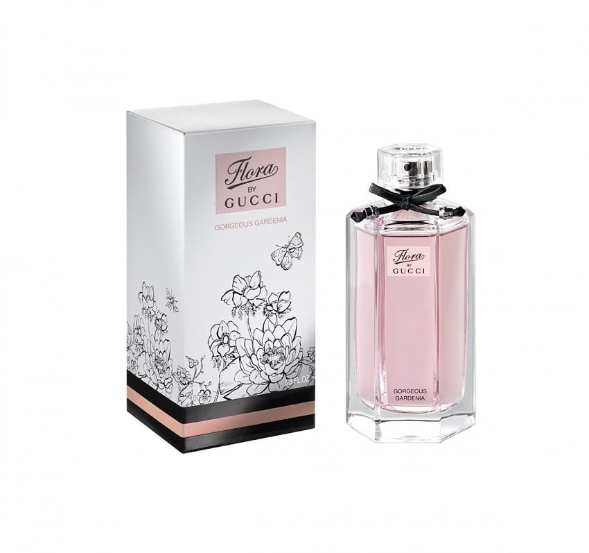 Gucci Flora by Gucci—Gorgeous Gardenia