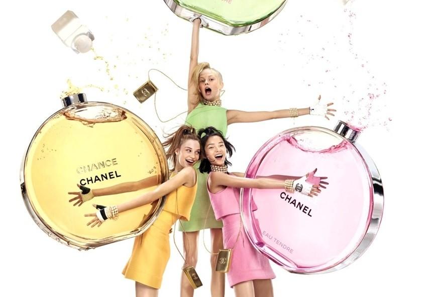 Nova Chanelova reklama za parfem Chance je preslatka