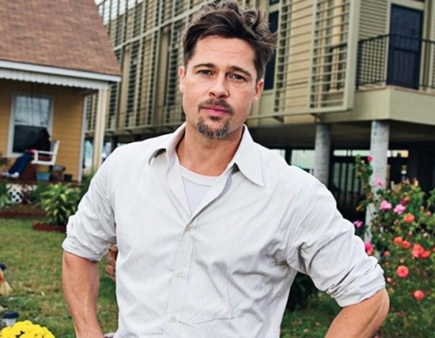 Brad Pitt/Architectural Digest