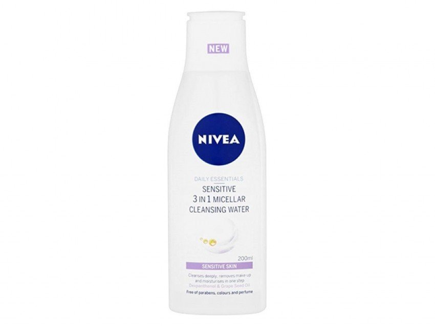 Nivea Sensitive 3-in-1 Micellar Cleansing Water