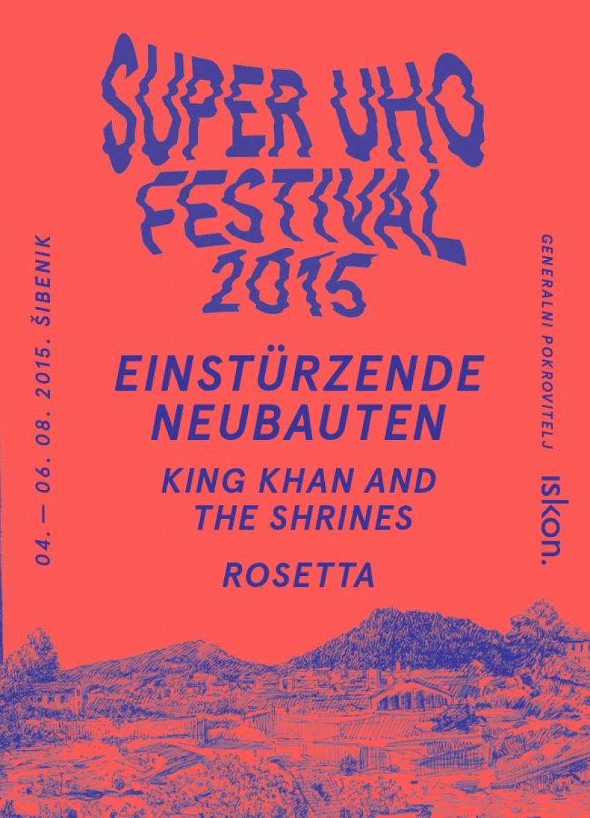 SuperUho Festival drugo izdanje