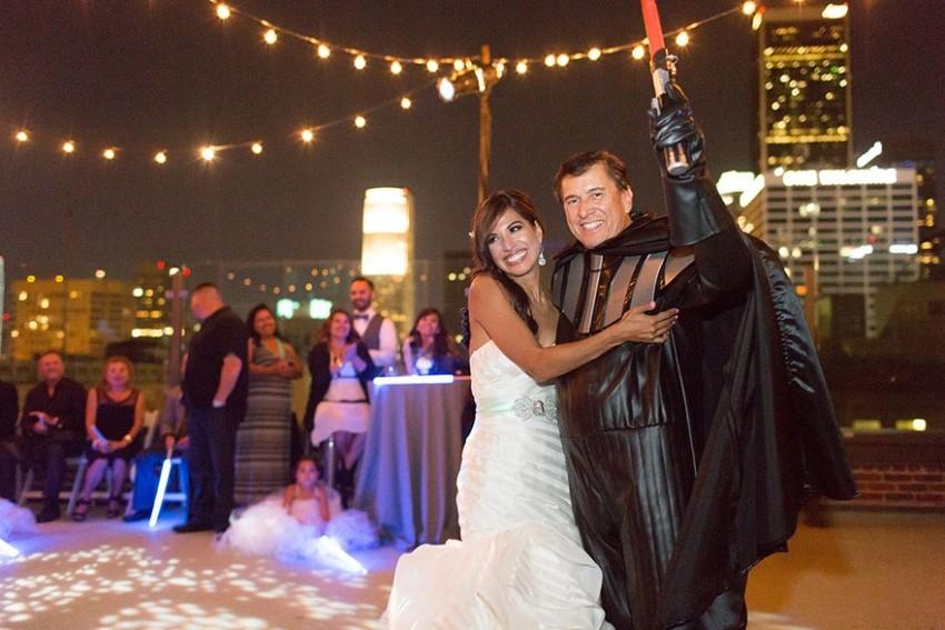 Star Wars vjenčanje