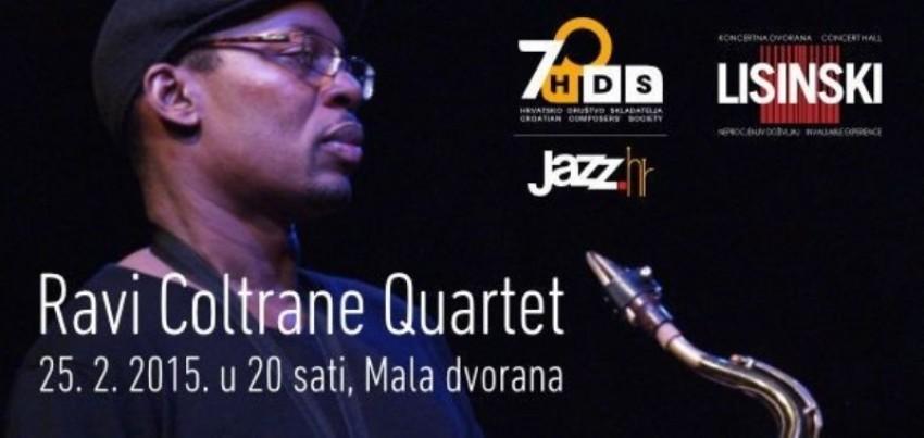 Ravi Coltrane Quartet