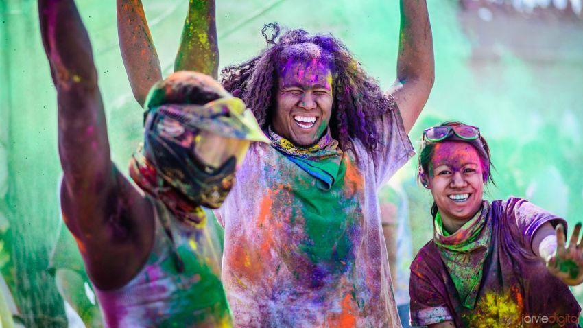 Holi World's Biggest Color Festival (India)