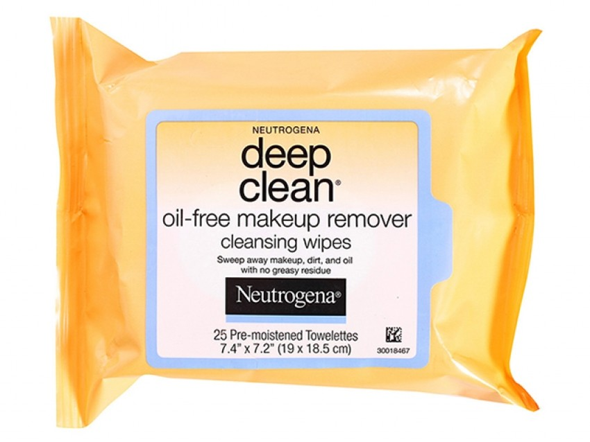 Neutrogena Deep Clean Oil-Free Make-Up Remover