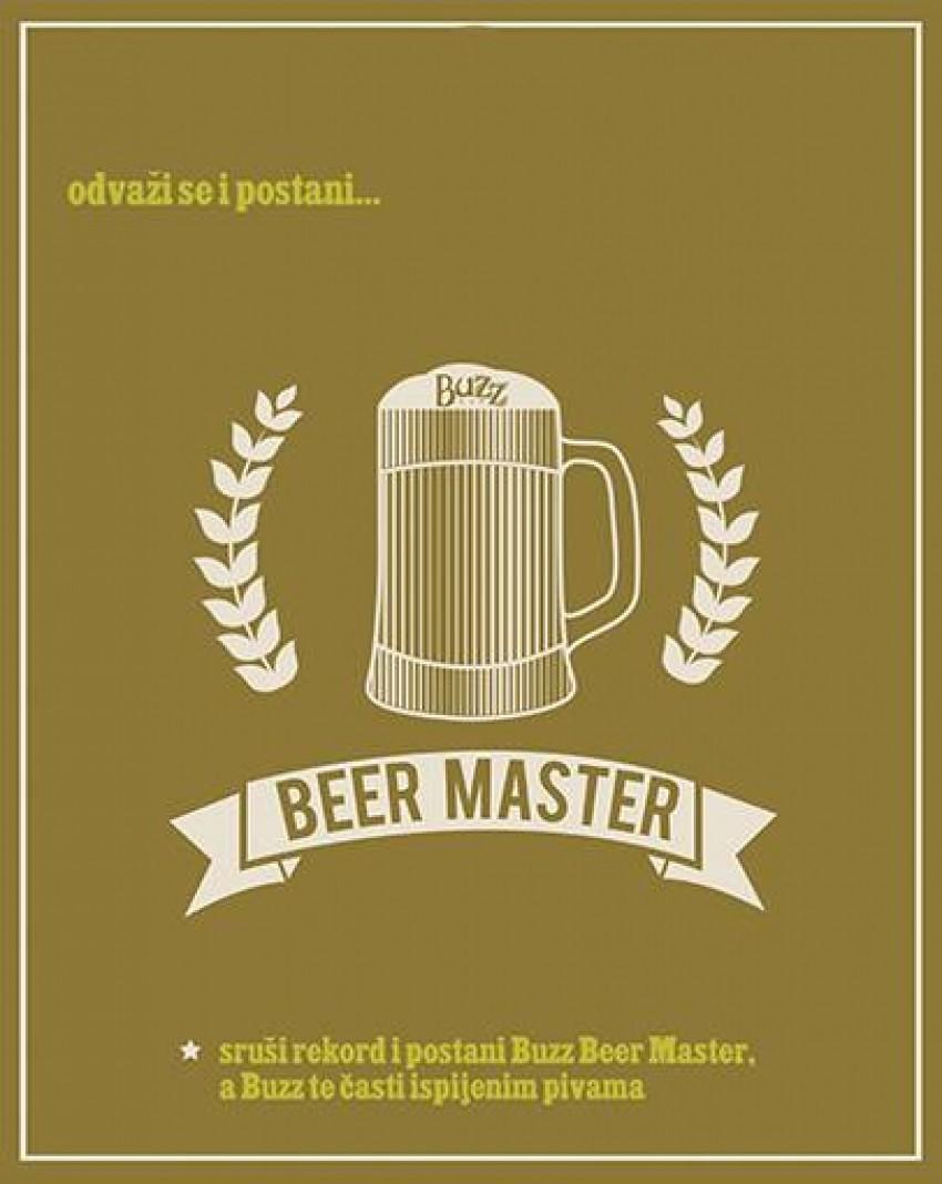 Četvrtkom uživajte u večerima posvećenim pivi u Buzz baru