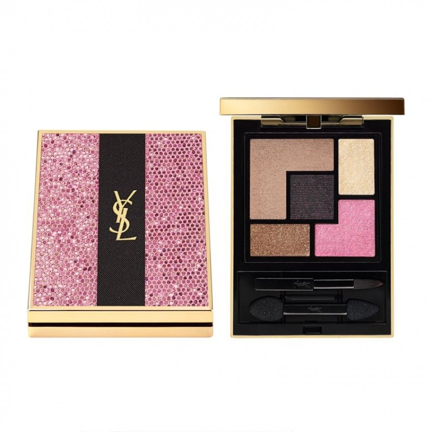 Yves Saint Laurent Spring Look Couture Palette Collector Ombre De Jour