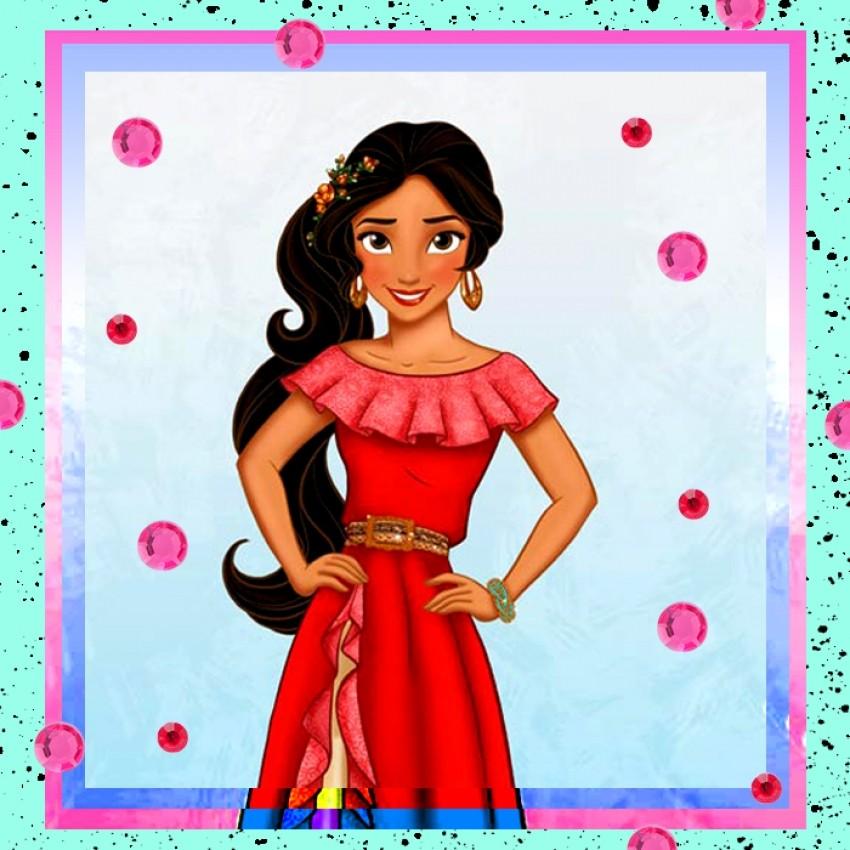 Elena - prva Disney latino princeza!
