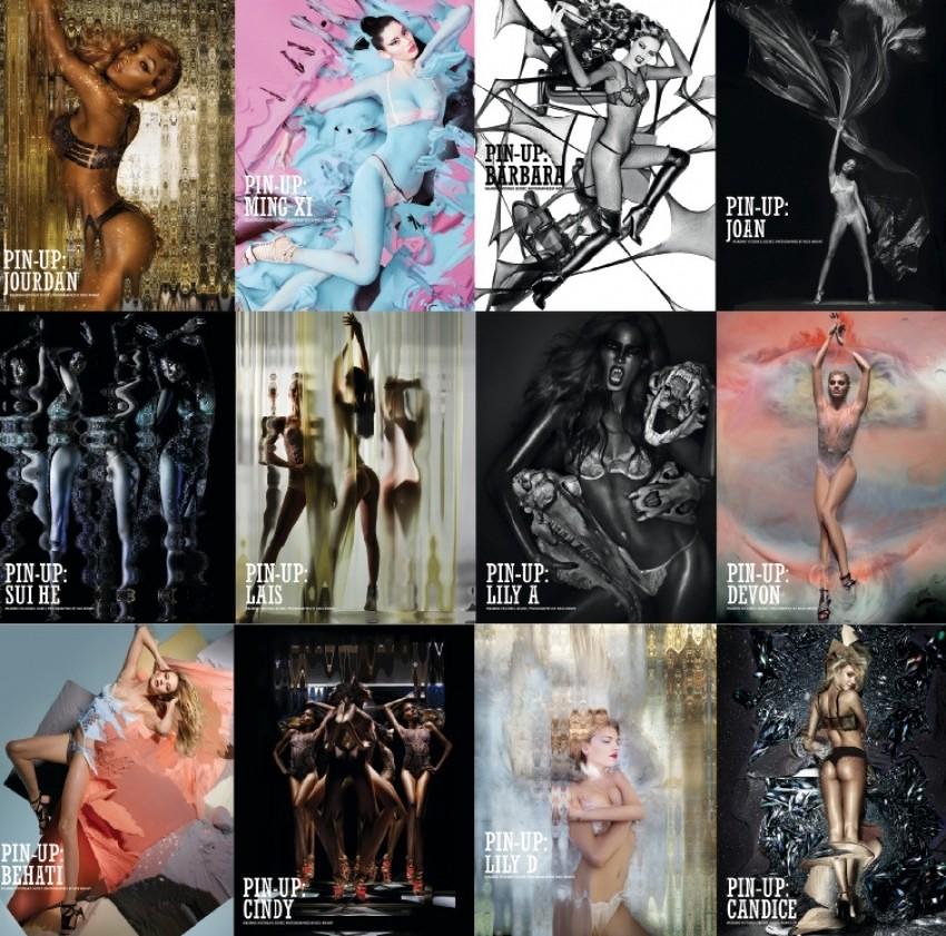 """Časopis """"10"""" ima čak 12 novih naslovnica sa seksi Victoria's Secret modelima!"""
