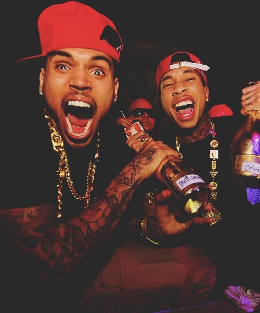 Čisti luksuz u spotu za novu zaraznu stvar Tyge i Chrisa Browna