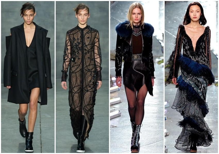 Što smo sve mogli vidjeti u zadnja dva dana New York Fashion Weeka?