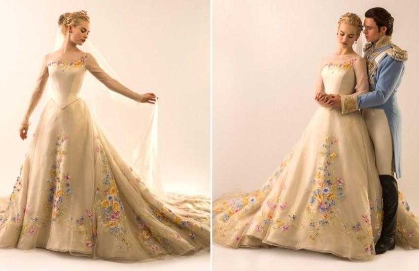 Ovako izgleda Pepeljugina nova vjenčanica