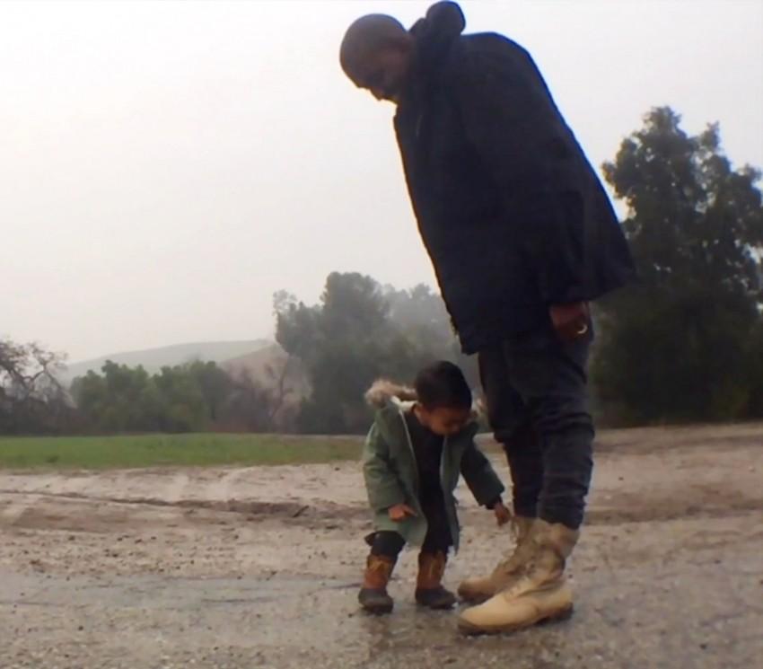 Kanye West sa kćeri North
