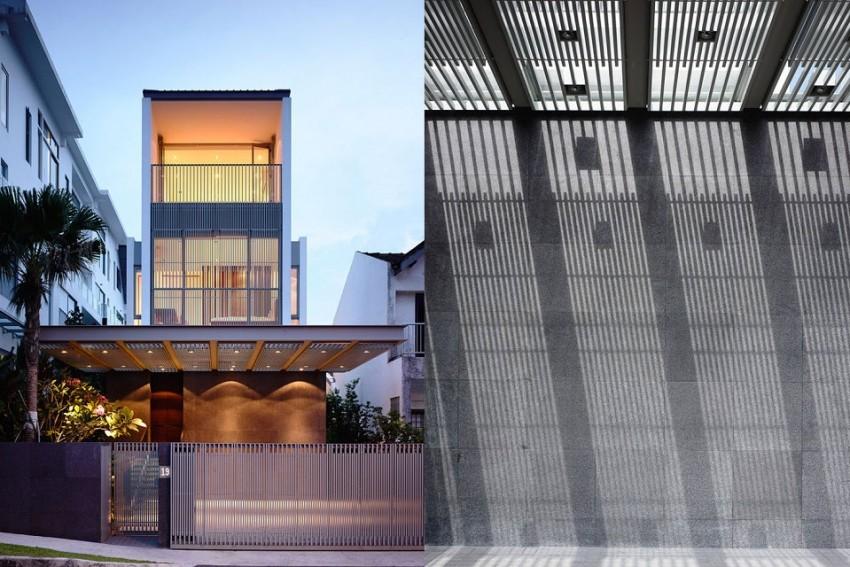 Ova singapurska kuća s velikim bazenom oduševit će vas na prvu