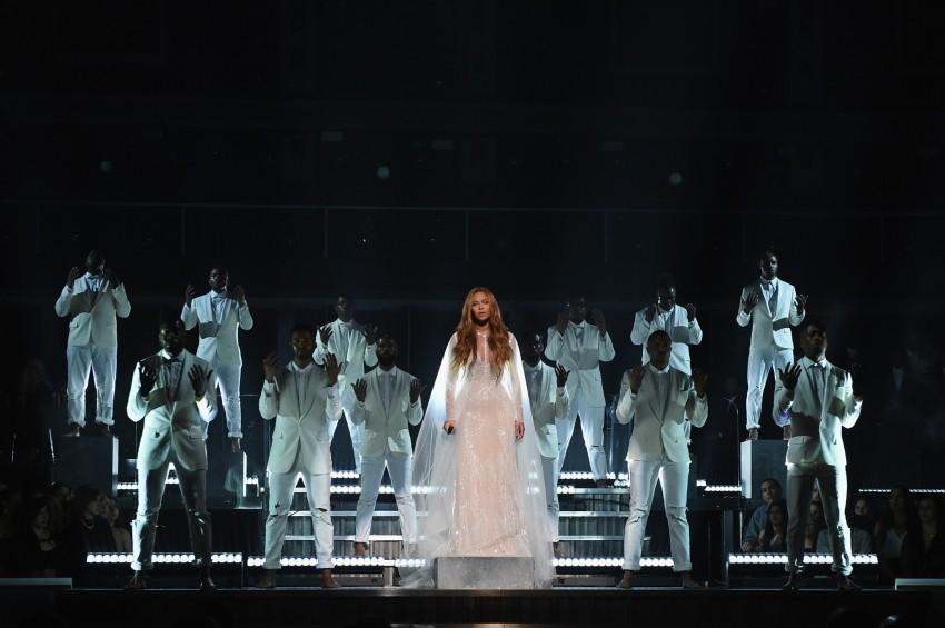 Beyonce zatvorila večer sa stilom!