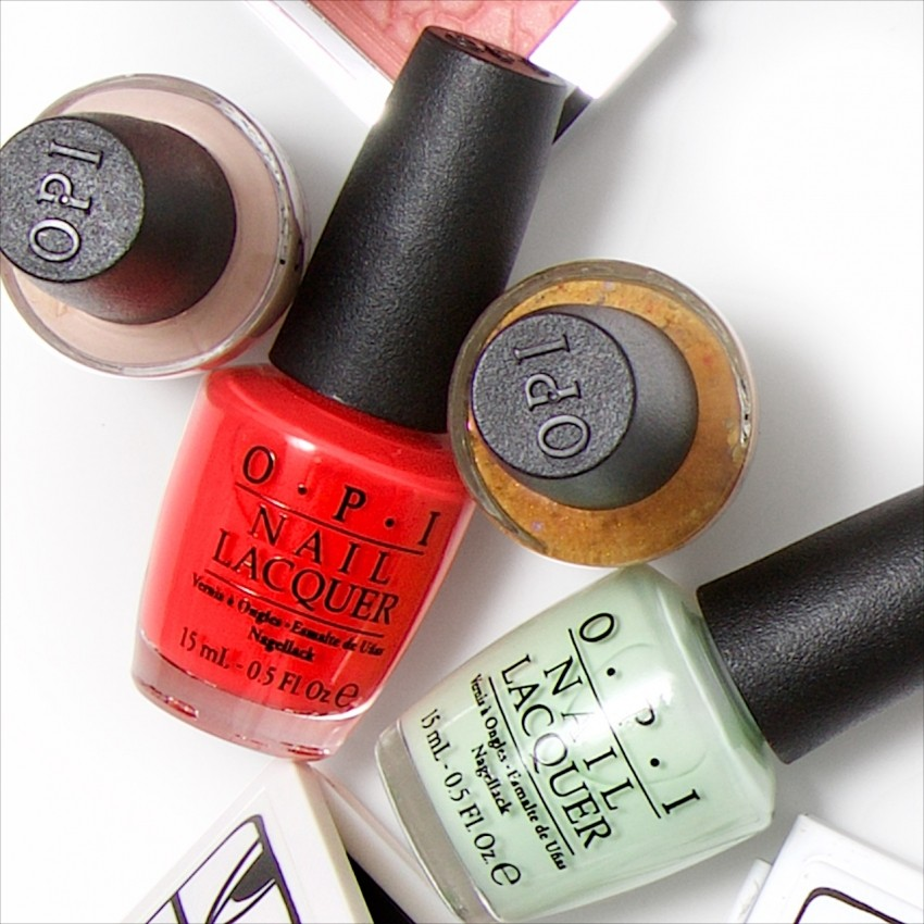 OPI Spring 2015 Hawaii Collection