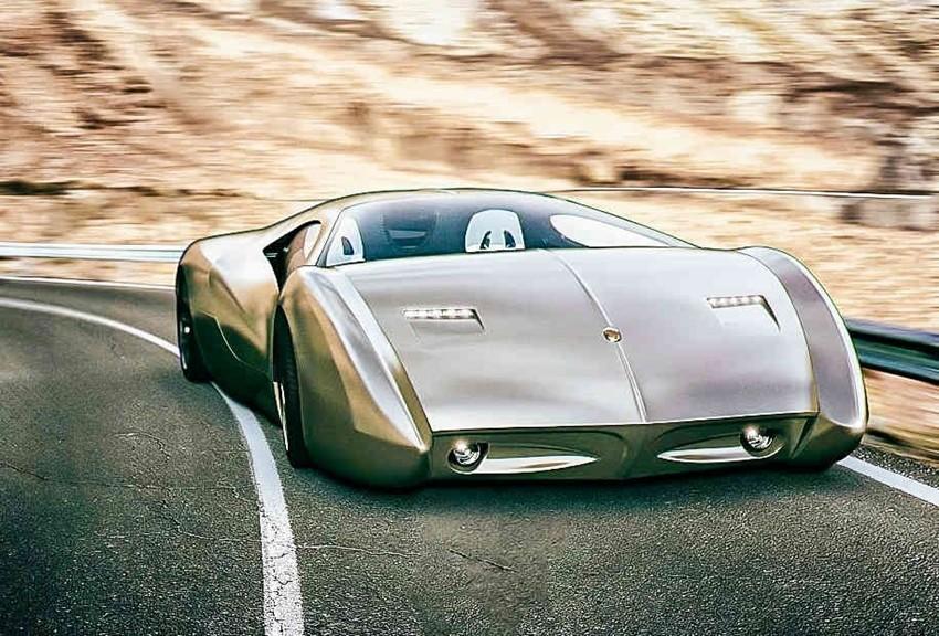 LM2 Streamliner: Je li ovo novi najbrži auto na svijetu?