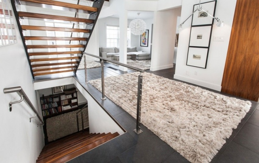 Dom dizajnerice Suzan Drover, Kanada