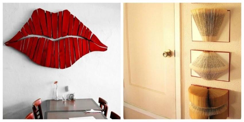 Najbolje DIY ideje za prazan zid