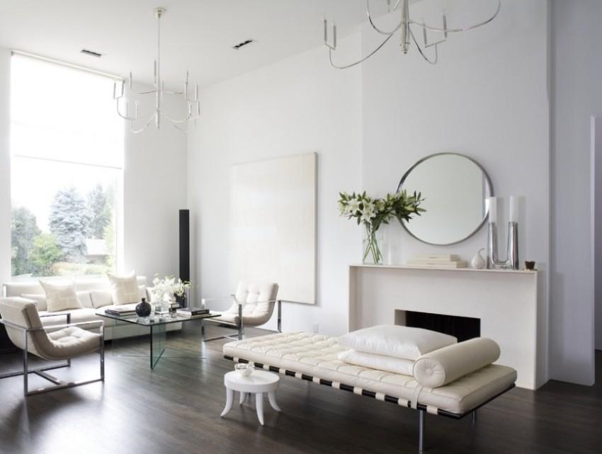 Držite se čistih linija i minimalizma
