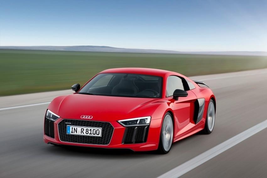 Audi izdaje novi R8 V10