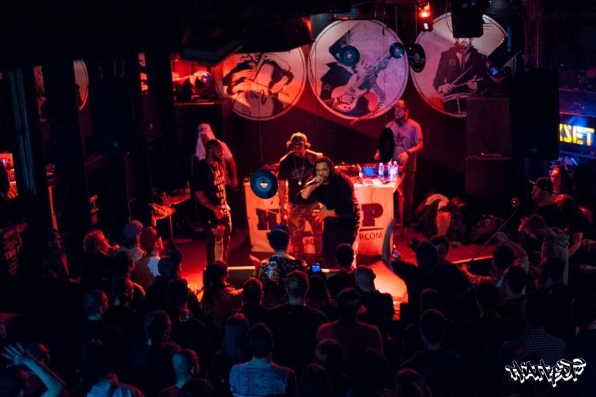 Blackout proslavio 21. rođendan uz odličan rap koncert