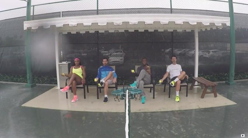"""Serena Williams napravila svoju verziju """"7/11"""" spota"""