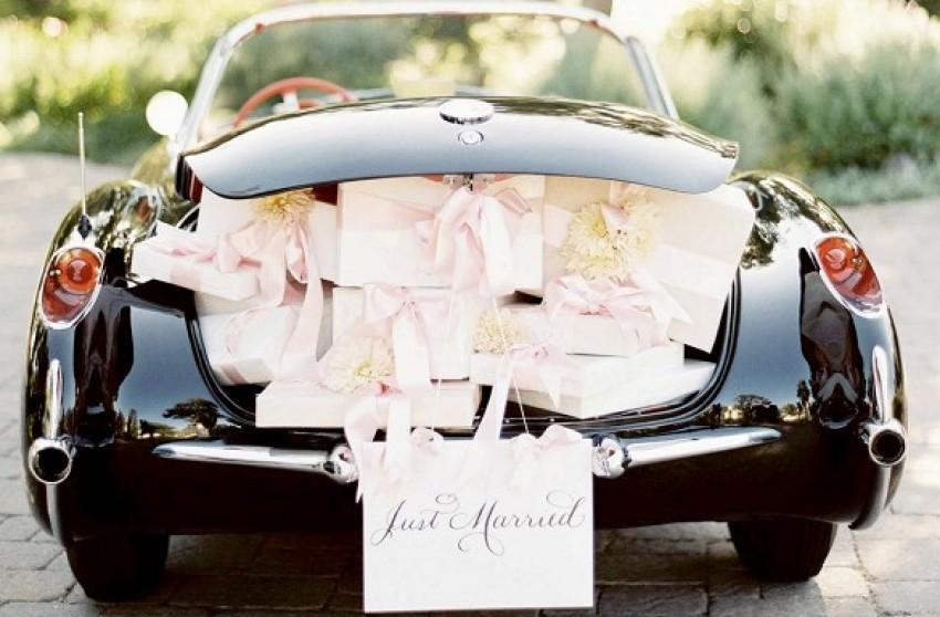 upravo vjenčani