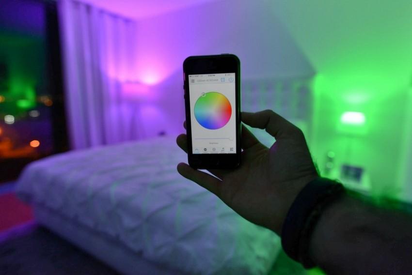 16 Million Color Light Bulb App