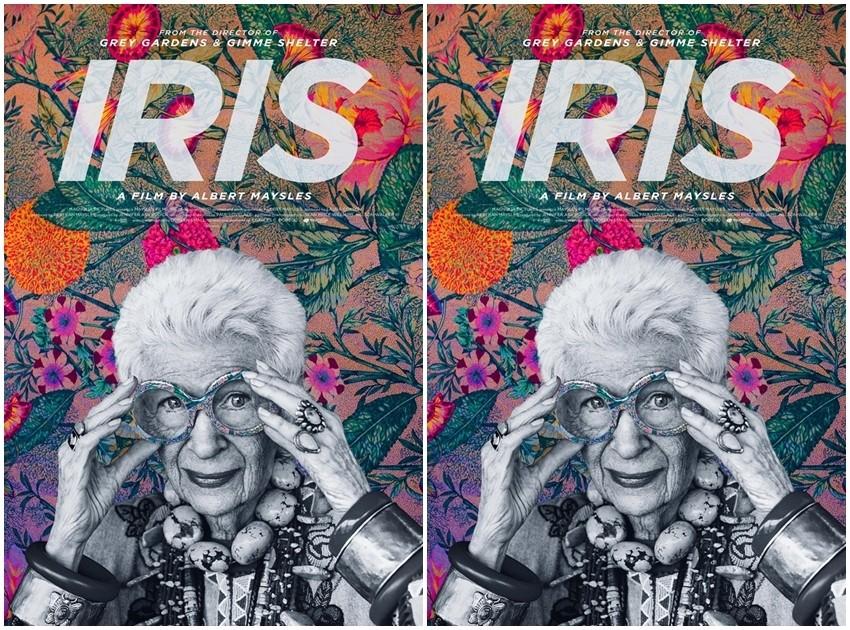 """Pogledajte trailer za dokumentarac o legendarnoj Iris Apfel """"Iris"""""""