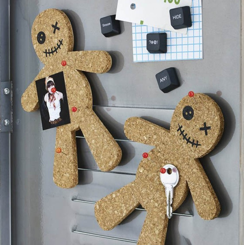 Voodoo Corkboard [fancy.com]
